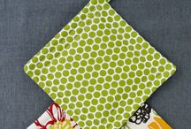 Pot Holders tutorials