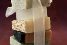 Homemade soap  / by Coral King