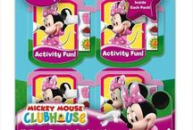 Minnie Mouse Birthday Party Ideas, Decorations, and Supplies / Disney Minnie Mouse