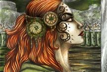Boudica / by Brooke Hanna-Santalucia