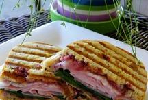 Sandwiches/Panini / by Liz Miller