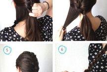 D.I.Y hair