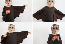 Halloween DIY und Ideen / DIY Ideen und Tipps für eure Halloweenfeier mit der Familie.