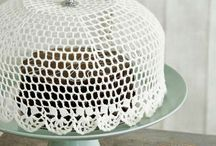 lace cake covers