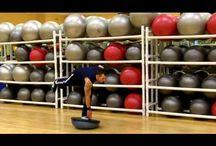 {Bosu Workouts}