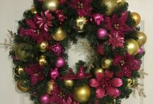 Large Wreaths 24in/60.9cm