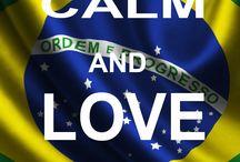 KEEP CALM by me / My Brazilian Keep Calm Panel