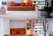 Extra room ideas