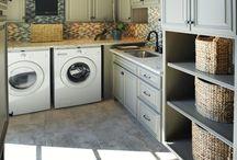 Laundry/Boot room Inspo
