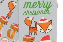 Christmas Designs - variegated