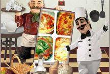 Pizza / Post for pizza you can find on my blog: savrsenoalako.blogspot.com