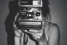 photography and polaroids