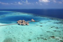Photos Aériennes des Maldives