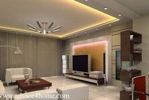 ceiling design-Home