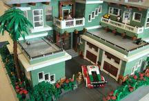 Lego met kijkers