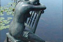 park decor sculpture