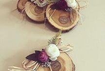 kuru çiçek tasarım