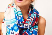 Everything's better with a scarf / by Ashlee Rodden