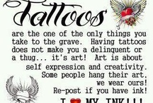 Cool Tats / by Jeanine Carbonaro
