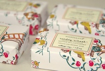Gift Wraps + Packaging | Mochatini