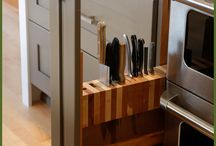 Места хранения. Кухня. The place of storage. Kitchen. / Как организовать места хранения на кухне. How to organize storage space in the kitchen.