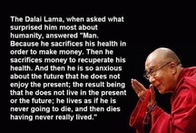 Dalai Lama / Inspirational quotes / by Nicole Peel