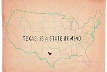 Texas / by Kerrie Rapp