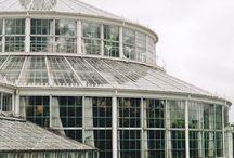 Botaniske hager