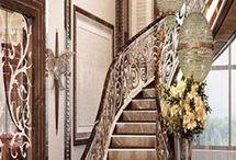 Дизайн лестнице