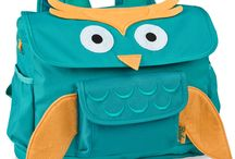 Owl Pack / Whooooo doesn't love our adorable new Owl Pack? It's style to give a hoot about! With plenty of pockets and wings to take them places, this is a wise choice for any preschooler. You'll love it with owl of your heart!