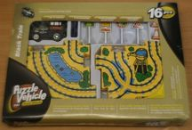 Toys & Games - Pegged Puzzles
