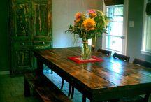 Table / by Trisha Emerson