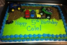 Aiden's 4th birthday ideas