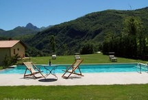 Villas with pools / by Holiday Lettings