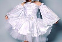 Новогодний костюм. Снежная королева
