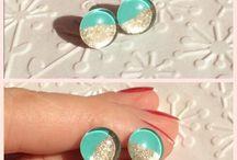 Earrings&rings