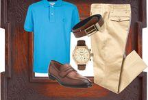 Dress for Success: Men's Business Casual