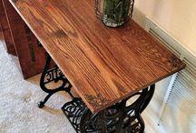mesa base mesa de coser