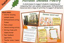 Autumn Teaching