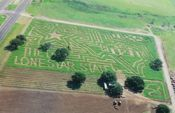 South Texas Maize Aerials / A collection of our 14 maze aerials