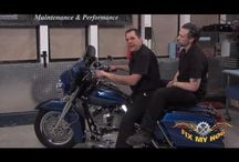 Tips and Tricks / A collection of tips and tricks for enjoyable motorcycle riding and maintenance