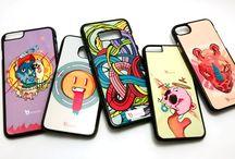 Top Carcasas de celulares personalizadas / carcasas de celulares personalizadas por medio del método de estampación.