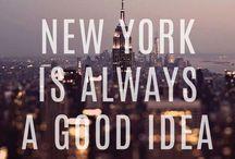 New York Trip!