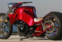 Coustom bikes
