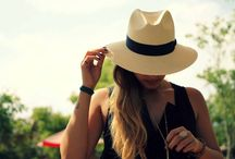 Panama Hat Fashion Attitude