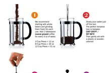 Bodum / The french press (coffee plunger) is a classic coffee maker - one that we think is pretty under-rated. It's been around for the better part of a century and it still is one of the quickest and easiest ways to make delicious coffee. It's also a great brew method when you're making coffee for a few people, as you can buy one in a larger size and brew more or less without affecting the flavour.