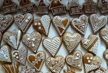 Perníčky - Gingerbread - Pain d'épices