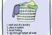 Make Laundry, dont' do Laundry Blog Tour