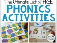 Phonics & Reading for Kids