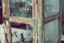 Craft booth display ideas / by Ginger Stokes Rodriguez